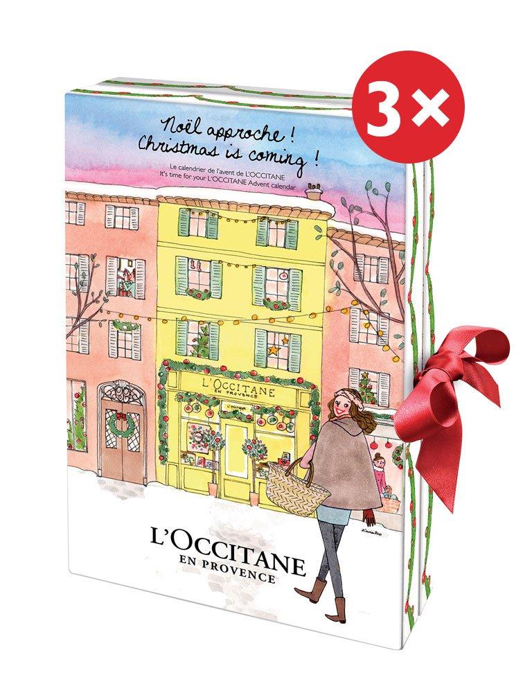 adventni koledar L'Occitane