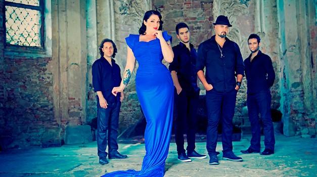 Maja Založnik navdušuje z novo balado You Are My Life (foto: Boštjan Tacol)