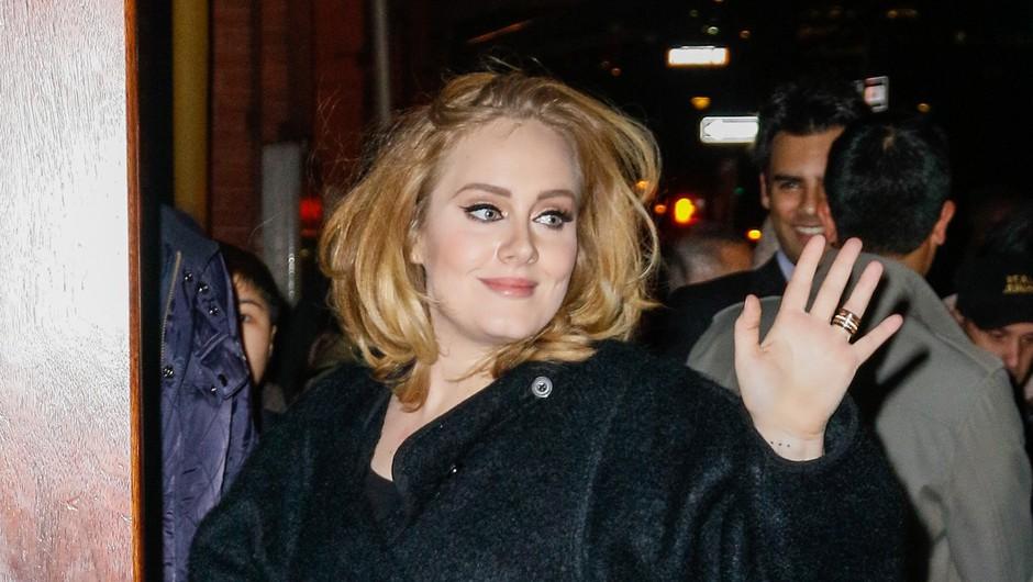 Adele je iskreno spregovorila o svoji telesni podobi (foto: Profimedia)