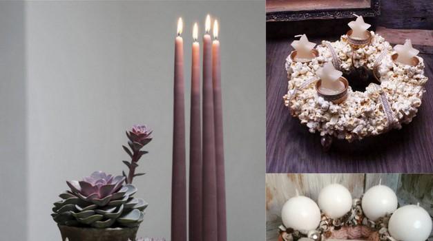Fantastične ideje za malo drugačen adventni venček (foto: Instagram)