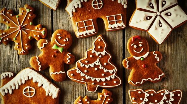 Sobotni recept: Božični medenjaki, ki so hkrati čudoviti okraski (foto: Shutterstock)