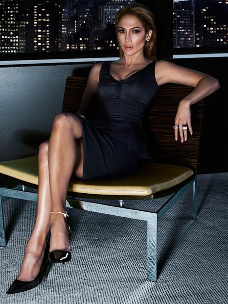 Oglej si novo kolekcijo oblačil Jennifer Lopez