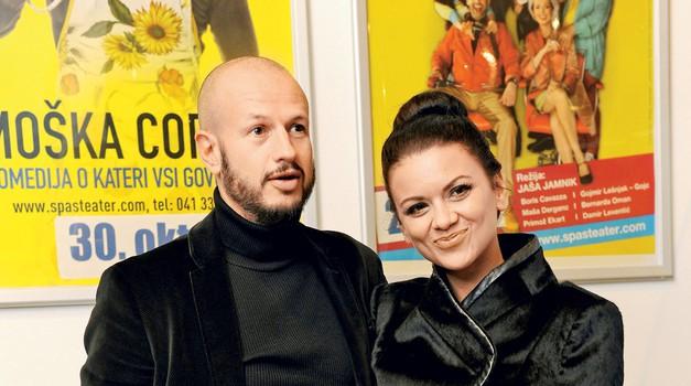 Nina Osenar spregovorila o romanci z Dejanom (foto: Primož Predalič)