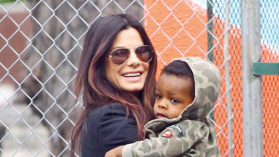 Sandra Bullock potrdila govorice, posvojila je še deklico! (foto: Profimedia)