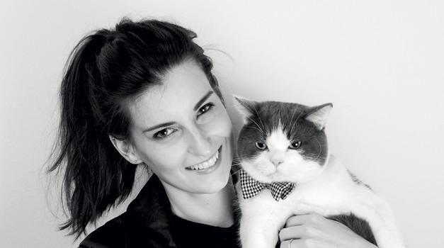 Tjaša Storm: Slovenka, ki ima na Instagramu že več kot 100 tisoč sledilcev! (foto: osebni arhiv)