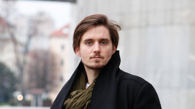Poglej, koga ljubi igralec Klemen Janežič! (foto: Helena Kermelj)