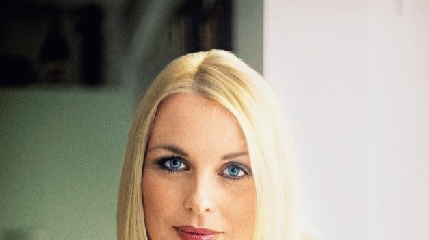 Tudi Simona Weiss zbolela za rakom (foto: Primož Predalič)