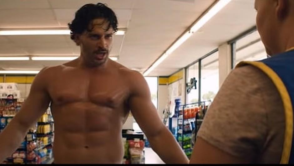 VIDEO: To je najbolj vroč filmski prizor leta 2015 (foto: Youtube)