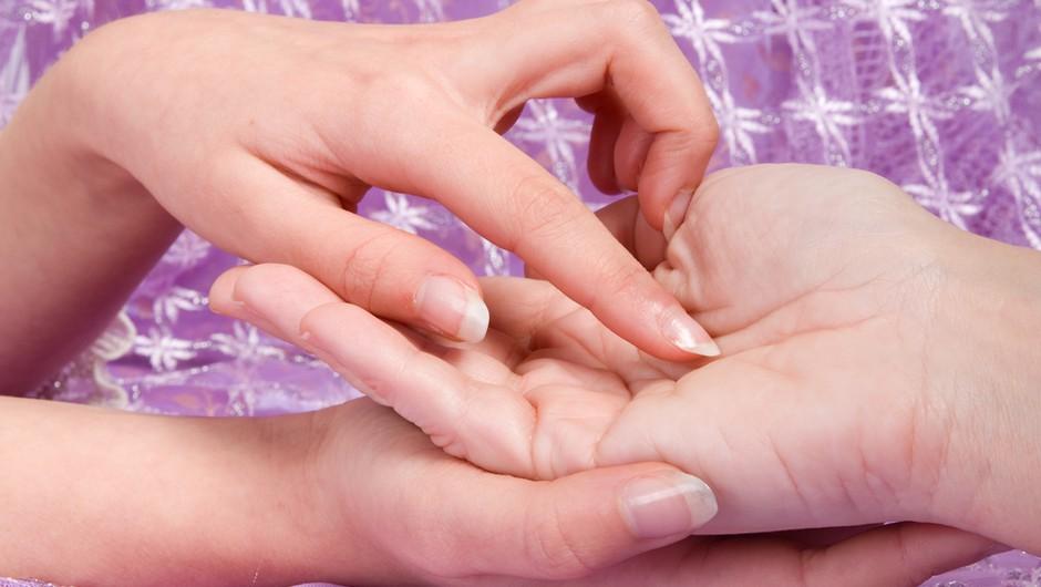 Kaj pomeni, če črte na tvoji dlani tvorijo črko M? (foto: Shutterstock)