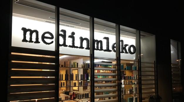 Lepotni salon medinmleko priredil dan odprtih vrat (foto: Tadej Mulej)