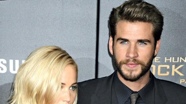 Jennifer Lawrence razkrila, kaj se v resnici dogaja med njo in Liamom! (foto: Profimedia)