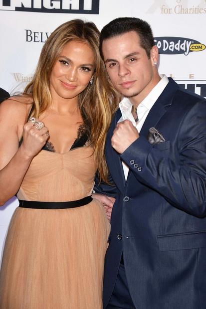 Z afero s plesalcem Casperjem Smartom, znanim zahvaljujoč razmerju z Jennifer Lopez, sta se, ko je 28-letnik še ljubil to …