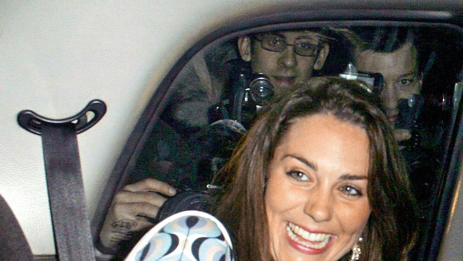 Poglej, kako divje se je včasih zabavala Kate Middleton! (foto: Profimedia)