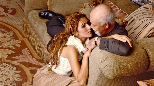 Celine Dion zavita v črnino, umrl je njen ljubi mož Rene (foto: Profimedia)
