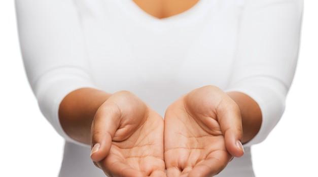 Kaj o tebi izdajajo tvoje dlani? (foto: Shutterstock)