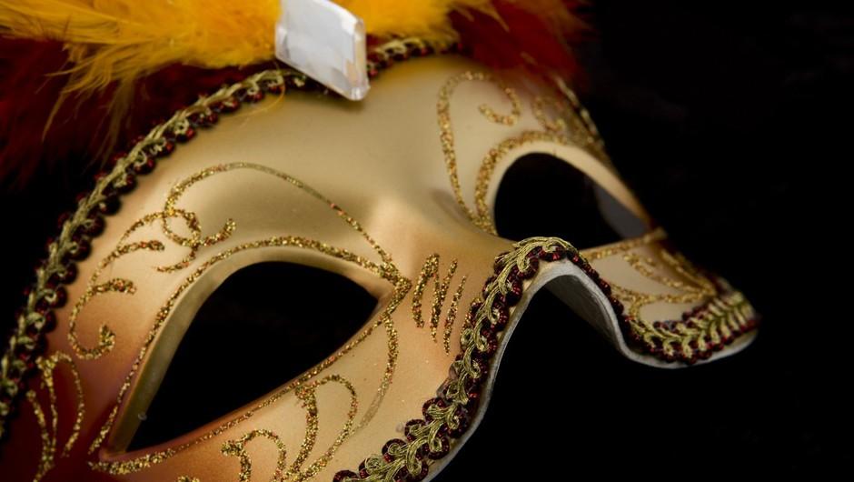 Vabljena na gala ples v maskah! (foto: Profimedia)
