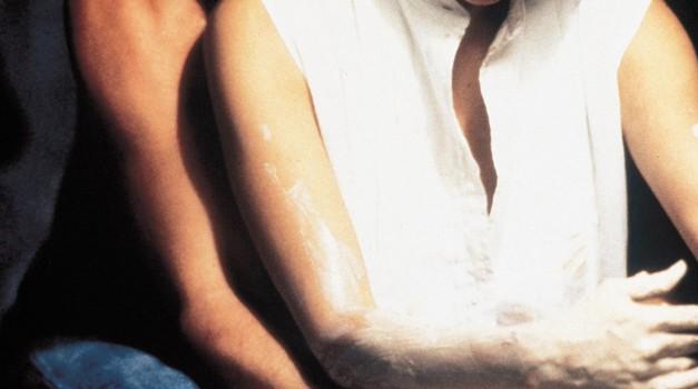 Demi Moore in Patrick Swayze v filmu Duh. (foto: Profimedia)