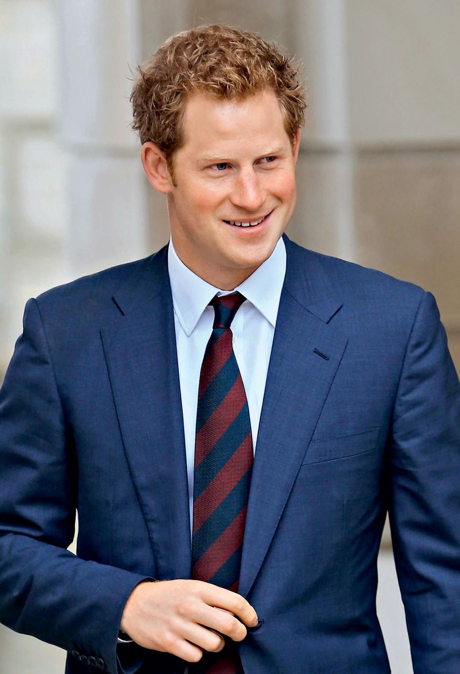 Poglej, kakšno lepotico je ujel Princ Harry! (foto: Profimedia)