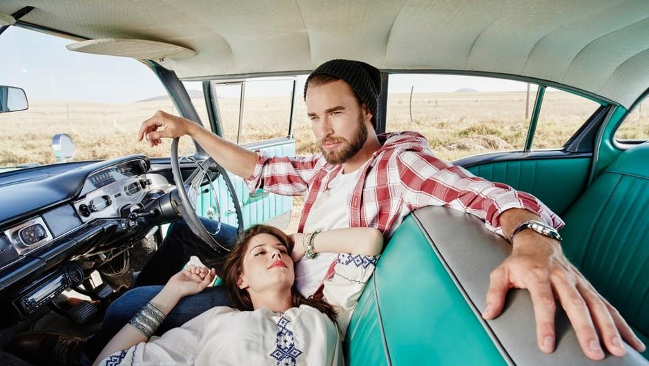 Njegov stil vožnje razkriva, kakšen ljubimec je (foto: Profimedia)