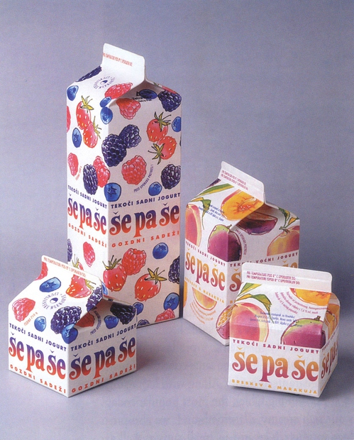 Si vedela, da so bile Ljubljanske mlekarne prvi proizvajalec jogurtov v lončku in tudi prvi proizvajalec tekočih jogurtov? Se spomniš …