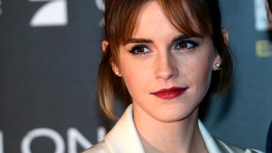 Opa! Emma Watson je razkrila sočno intimno skrivnost (foto: Profimedia)