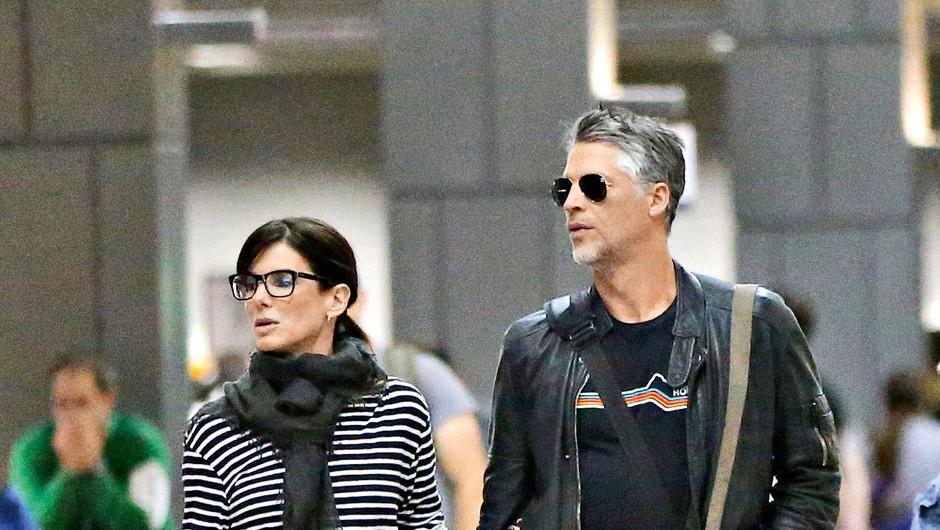 Je Sandra Bullock spet z napačnim moškim? (foto: Profimedia)