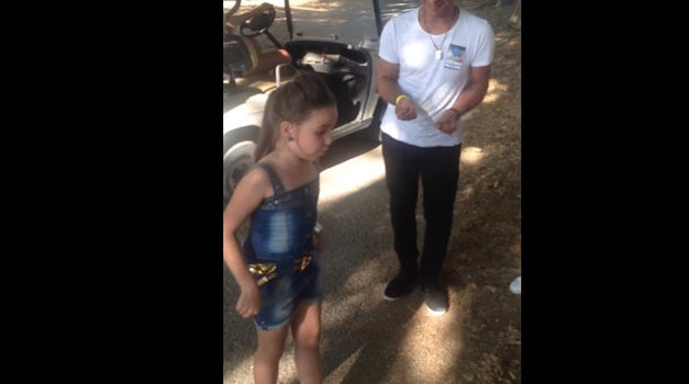 VIDEO: Talent te 6-letnice te bo osupnil! (foto: Youtube)