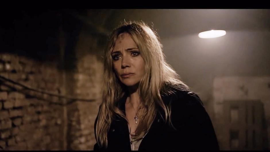 VIDEO: Vau! Katarina Čas blesti v novem filmu Prehod (The Rift) (foto: YouTube print screen)