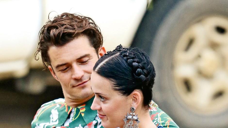 Katy Perry in Orlando Bloom kmalu pred oltar? (foto: Profimedia)