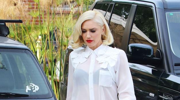 Gwen Stefani iskreno: po ločitvi je bila povsem na dnu (foto: Profimedia)