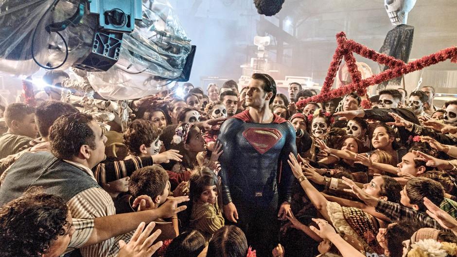 Moraš spoznati fanta, ki se 'skriva' za kostumom Supermana (foto: Profimedia)