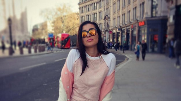 FOTO: Sanja Grohar navdušuje na Instagramu (foto: Instagream Sanja Grohar)