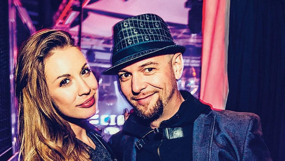 Tara Zupančič in Tomi Meglič sta novi vroči par! (foto: Marko Delbello Ocepek)