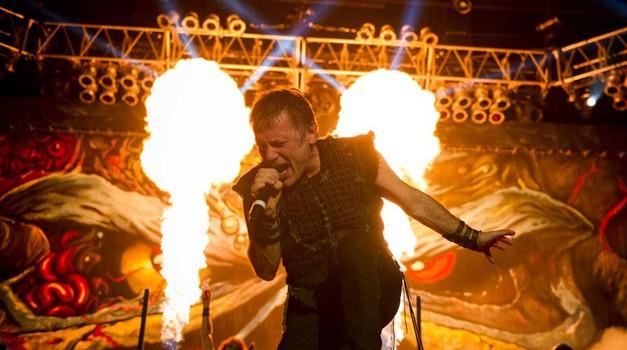 Na Dunaju kmalu spet sloviti festival Rock in Vienna (foto: Iron Maiden © Iron Maiden, John McMurtrie)