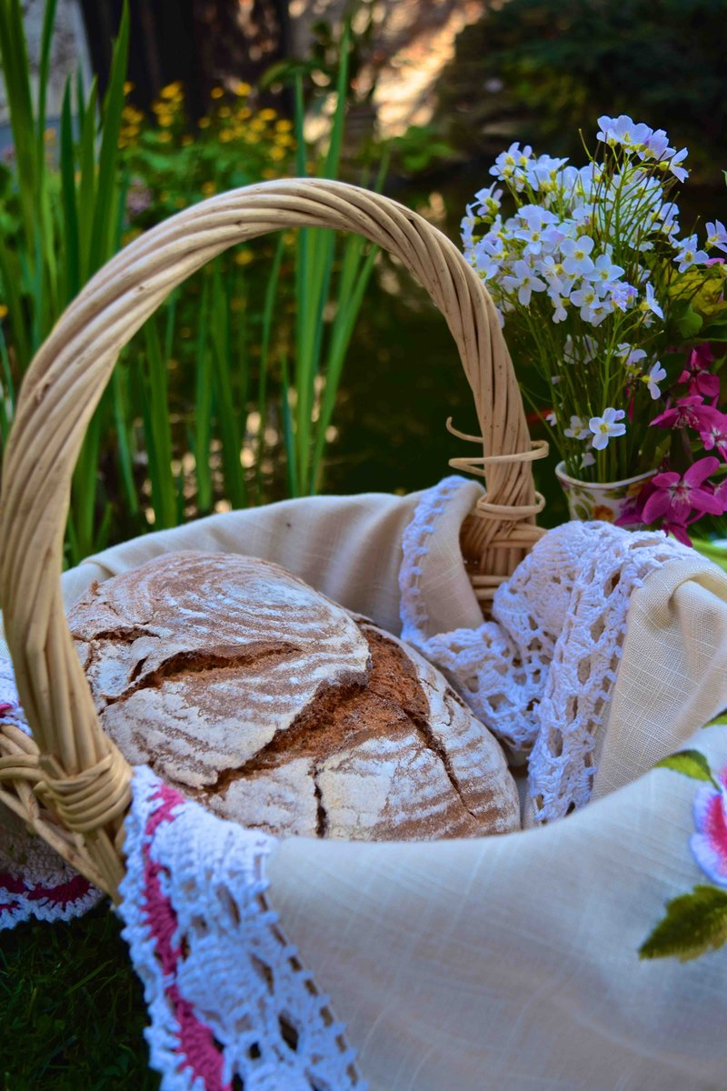 Kruh pirin skorjavc