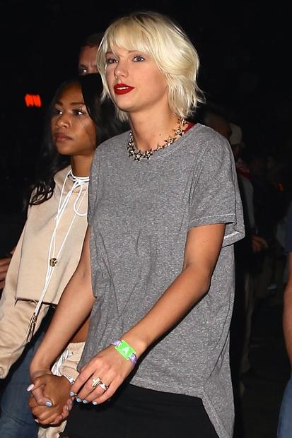 Ljubka Taylor je po novem platinasta blondinka z ...