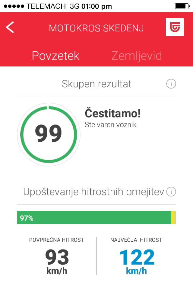 drajv aplikacija