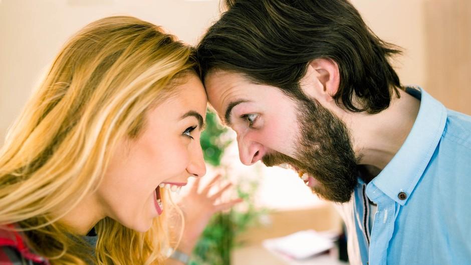 Ljubezenski prepir je lahko konstruktiven (foto: Profimedia)