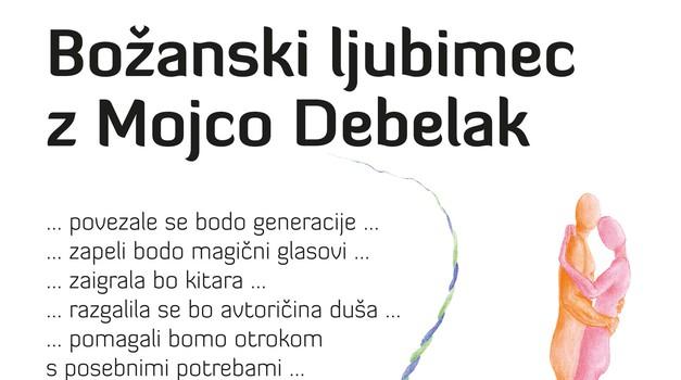 Ta vikend: dobrodelna alkimija ljubezni z Mojco Debelak (foto: promocijsko gradivo)