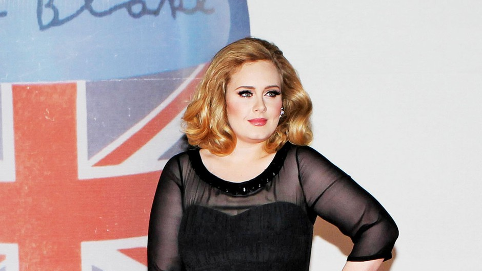 Adele zapiti oče zapustil že pri dveh letih (foto: Profimedia)