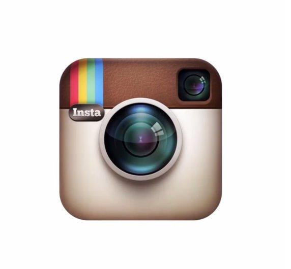 Instagram stara ikona