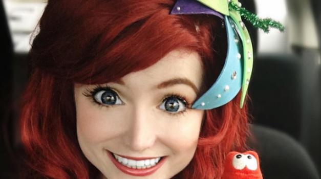 Porabila je 14.000 dolarjev, da je videti kot Disneyjeve junakinje (foto: Instagram Sarah Ingle)