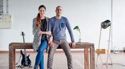 Ti uspešni pari so živ dokaz, da sta ljubezen in delo združljiva