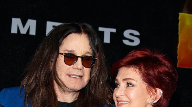 Sharon in Ozzy Osbourne vendarle sklenila, da rešita zakon (foto: Profimedia)