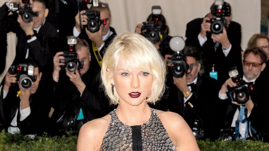 Taylor Swift v zadnjem času grozijo celo s smrtjo (foto: Profimedia)