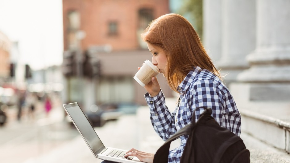 Študiraj pametno, študiraj online! (foto: Profimedia)