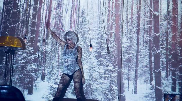 Severina predstavlja novo pesem (in spot!) Sekunde - je kopirala Rihanno? (foto: Marko Vulević)