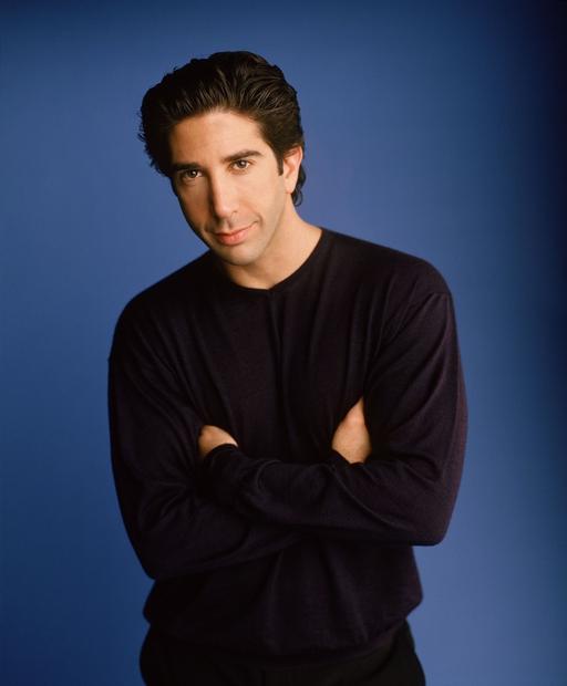 David Schwimmer je začel lik Rossa Gellerja igrati, ko mu je bilo 27 let. Danes je David star 49 let …