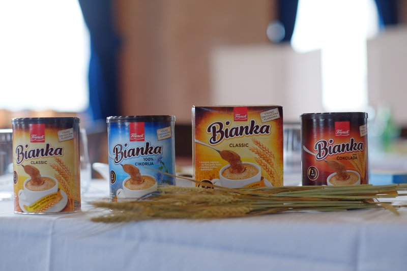 Nova linija Franck Bianka