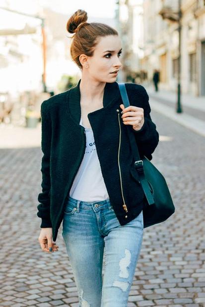 Kakšna zgodba se skriva za vašim blogom www.ninastanic.com? Blog sem začela pisati, ker želim svojo strast do mode, športa, dizajna …